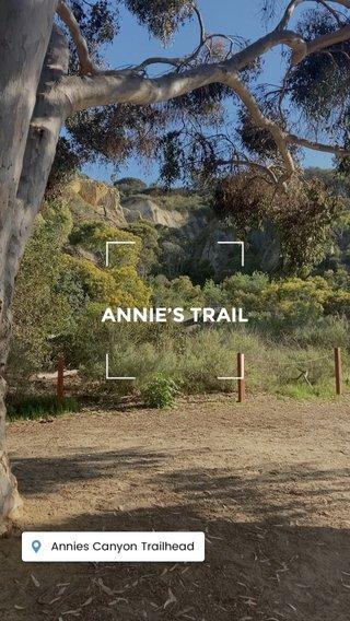 ANNIE'S TRAIL