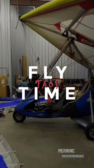 FLY TIME Taos