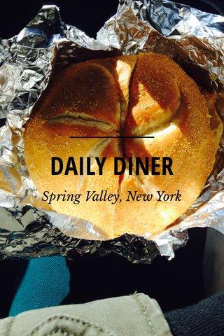 DAILY DINER Spring Valley, New York