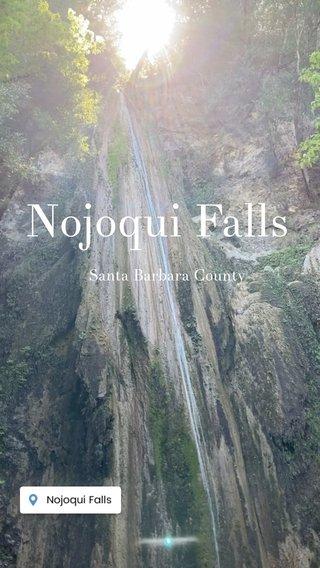 Nojoqui Falls Santa Barbara County