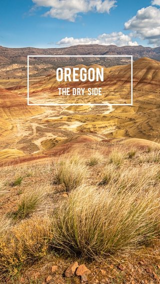OREGON THE DRY SIDE