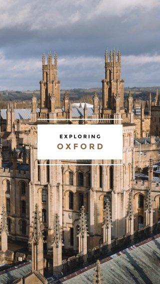 OXFORD EXPLORING