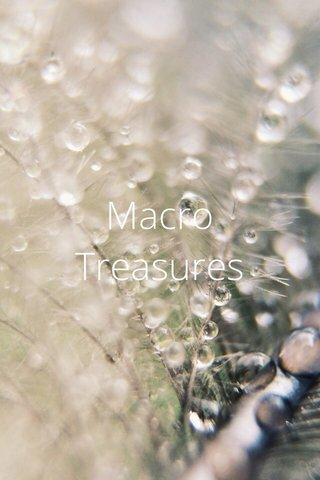 Macro Treasures