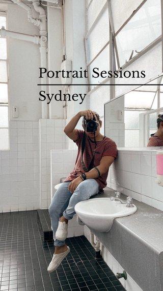 Portrait Sessions Sydney