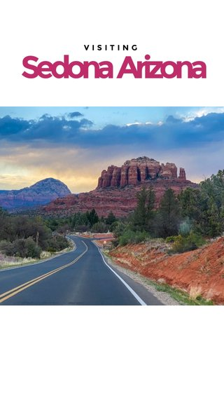 Sedona Arizona VISITING