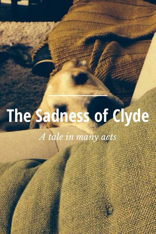 The Sadness of Clyde A tale in many acts