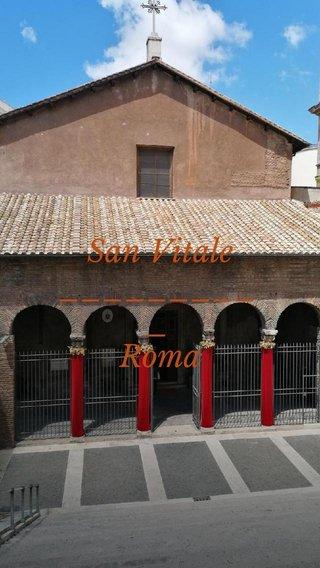 San Vitale __________ Roma