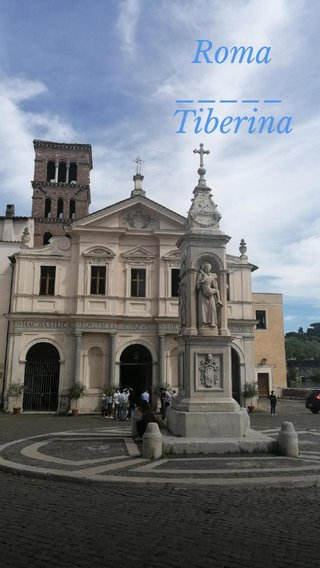 Roma _____ Tiberina