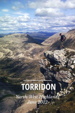 TORRIDON North-West Highlands June 2012