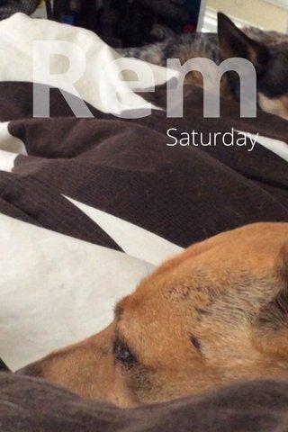 Rem Saturday