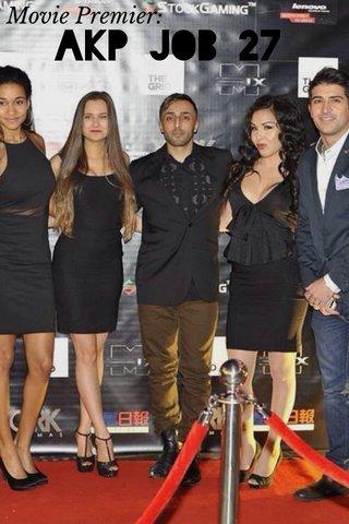 AKP JOB 27 Movie Premier: