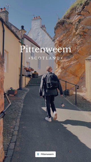 Pittenweem •SCOTLAND•