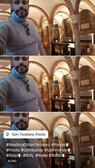 #BasilicaDiSanTeodoro #Pavia🇮🇹 #Pavia #Lombardy #Lombardy🇮🇹 #Italy🇮🇹 #Italy #Italia #Italia🇮🇹 #TOLOVEMYITALY #JoelSeInPavia #GiuseppeGuarinoInPavia #JoeleSepelInPavia #GuarinoGiuseppeInPavia #joelsepelinpavia #JOELSEPELINLOMBARDY #thegiftedtop #songwriter #centimetres24 #supersinger #PERFORMER #manwithabigdick #AnimalOfTheLiveShow #worder #paroliere #superdotato24 #thecrumblenotperformer #GiuseppeGuarino #GuarinoGiuseppe #JoeleSepel #joelsepel #joelse #js #GG #crumblenot #CN @joelsepel @joelesepelofficial https://www.pinterest.it/joelejoelsepel/ https://www.instagram.com/joelesepelofficial/?hl=it https://www.flickr.com/photos/146695172@N03/ https://www.flickr.com/people/188550413@N05 https://twitter.com/jsepel https://joele-sepel-joelse.tumblr.com/post/144224486168/joel-sepel https://www.youtube.com/channel/UCc4Ob0NeV8jxEntF_223uIw https://joelse-joelesepel.tumblr.com/ https://www.instagram.com/joelsepel/?hl=it https://www.pinterest.it/joelseJOELESEPEL/ https://twitter.com/joelsepeljoelse https://www.facebook.com/giuseppe.guarino.3388 https://www.flickr.com/photos/185144450@N06/ https://www.youtube.com/channel/UCeJ24_d5RiuspckFLF5fFMQ https://www.flickr.com/photos/185462329@N06/ https://www.youtube.com/channel/UCyyXs200AqboUPaVvmaWM0A https://www.facebook.com/JoeleSepel https://joelesepel.tumblr.com/ https://www.youtube.com/channel/UCekEi7oWhvHy0sldO_-Fruw