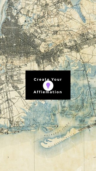 Create Your Own Affiemation