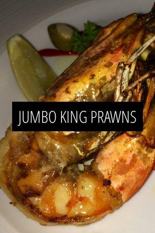 JUMBO KING PRAWNS