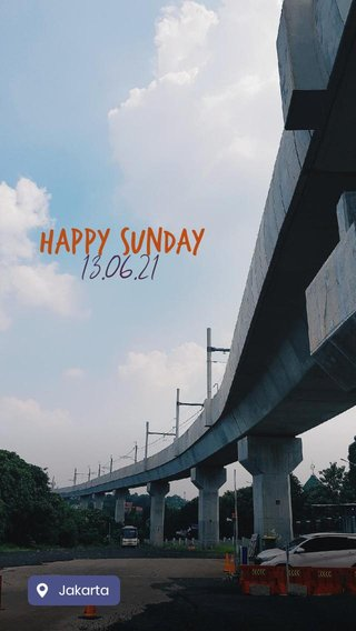 happy sunday 13.06.21