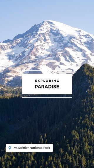 PARADISE EXPLORING