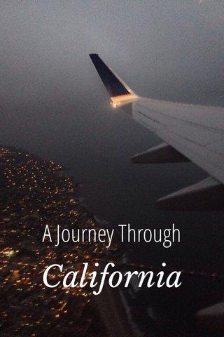 California A Journey Through