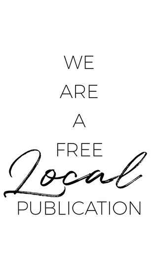 Local WE ARE A FREE PUBLICATION