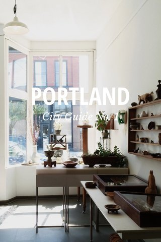 PORTLAND City Guide No. 1