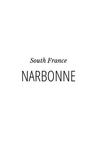 NARBONNE South France