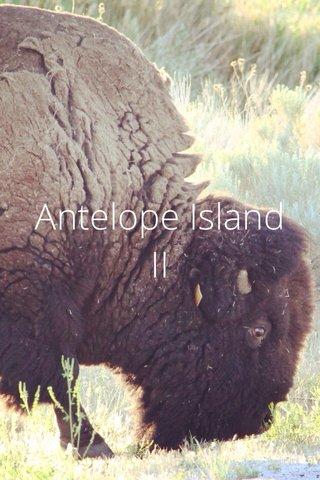 Antelope Island II