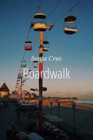 Boardwalk Santa Cruz