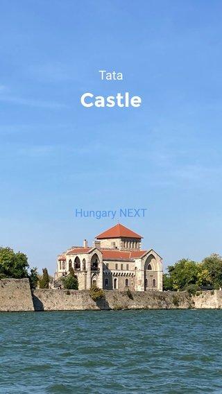 Castle Tata Hungary NEXT