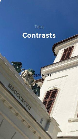 Contrasts Tata Hungary NEXT