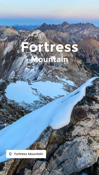 Fortress Mountain