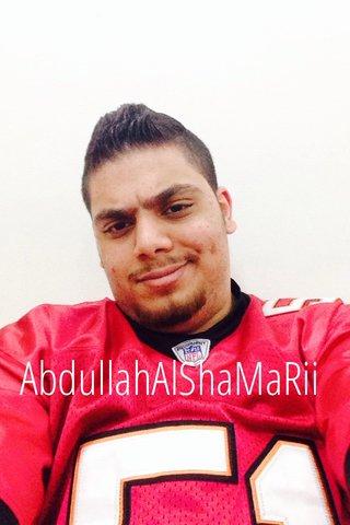 AbdullahAlShaMaRii