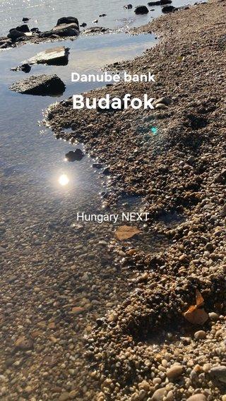 Budafok Danube bank Hungary NEXT