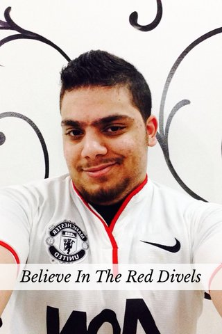 Believe In The Red Divels