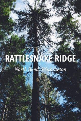 RATTLESNAKE RIDGE North Bend, Washington