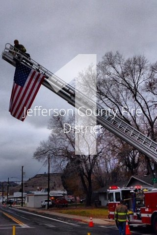 1 Jefferson County Fire District