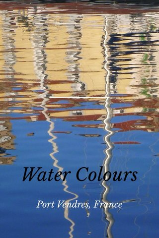 Water Colours Port Vendres, France