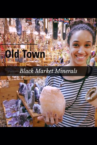 Old Town Black Market Minerals