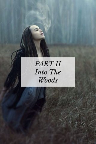 PART II Into The Woods