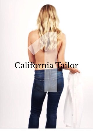 1 California Tailor