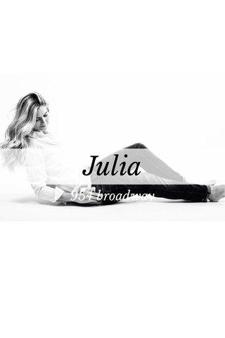 Julia 954 broadway