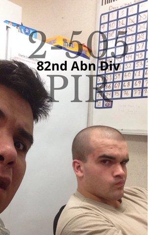 2-505 PIR 82nd Abn Div
