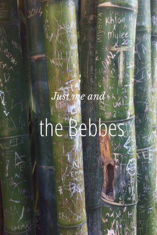 the Bebbes Just me and