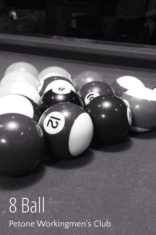 8 Ball Petone Workingmen's Club