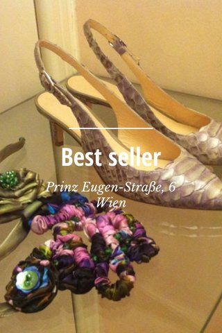 Best seller Prinz Eugen-Straße, 6 Wien