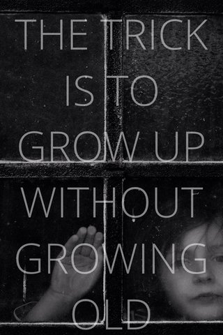 THE TRICK IS TO GROW UP WITHOUT GROWING OLD Veloro Bicycles, Inc