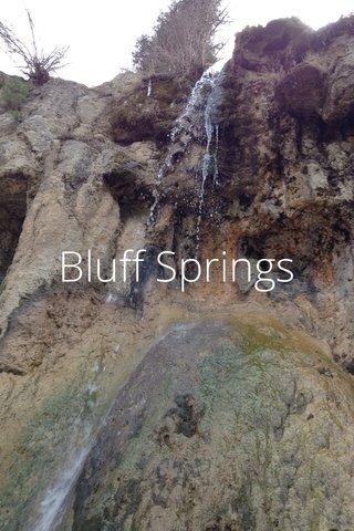 Bluff Springs