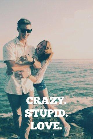 CRAZY. STUPID. LOVE.