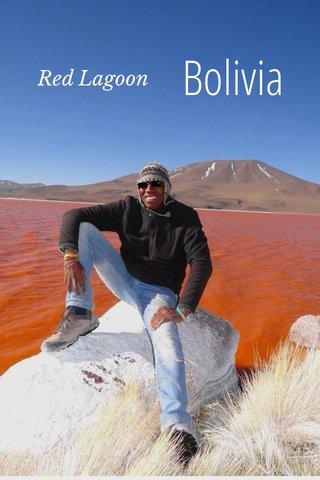 Bolivia Red Lagoon