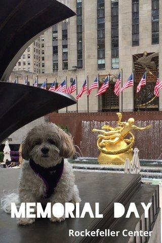Memorial Day Rockefeller Center