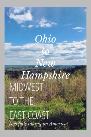 Ohio to New Hampshire